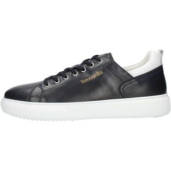 Cipők Férfi Rövid szárú edzőcipők NeroGiardini E102020U Blue