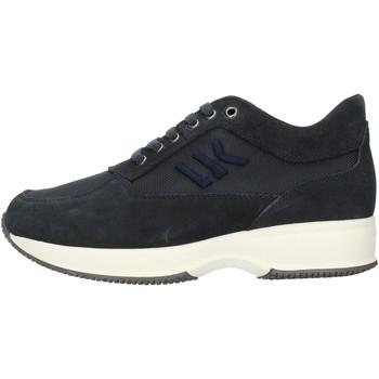 Cipők Férfi Rövid szárú edzőcipők Lumberjack SM01305010M02 Blue
