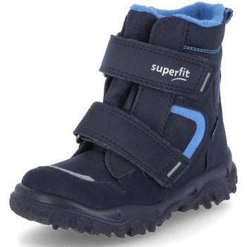 Cipők Fiú Hótaposók Superfit Husky 1 Kék
