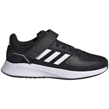 Cipők Gyerek Futócipők adidas Originals Runfalcon 20 Fekete