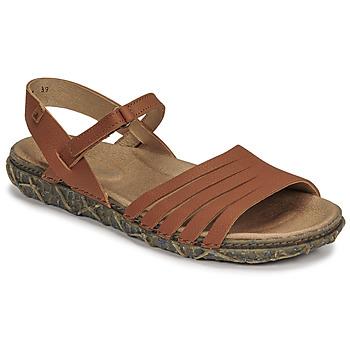 Cipők Női Szandálok / Saruk El Naturalista SOFT Barna