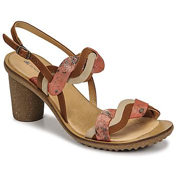 Cipők Női Félcipők El Naturalista FANTASY Barna