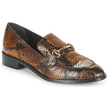 Cipők Női Mokkaszínek JB Martin AMICALE Barna
