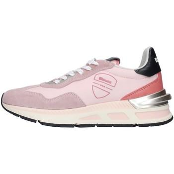 Cipők Női Rövid szárú edzőcipők Blauer S1HILESXL02/NES PINK
