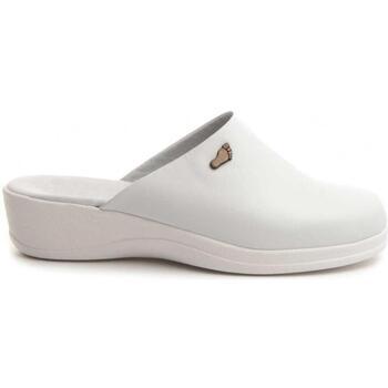 Cipők Női Papucsok D´kel 70461 WHITE