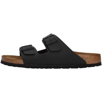 Cipők Papucsok Birkenstock 051793 BLACK