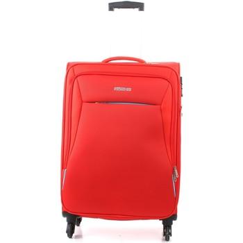 Táskák Puha bőröndök American Tourister 39G000908 RED
