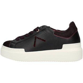 Cipők Női Rövid szárú edzőcipők Ed Parrish CKLDCV04 BORDEAUX