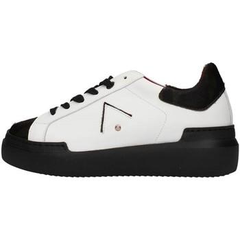 Cipők Női Rövid szárú edzőcipők Ed Parrish CKLD1501 WHITE