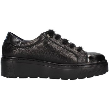 Cipők Női Rövid szárú edzőcipők CallagHan 14906 BLACK