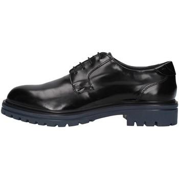 Cipők Férfi Oxford cipők Stonefly 210172 BLACK