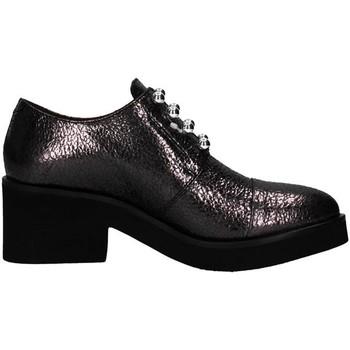 Cipők Női Oxford cipők Apepazza STN01 BLACK