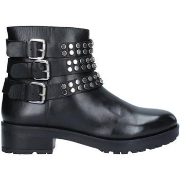 Cipők Női Bokacsizmák Apepazza BST10 BLACK