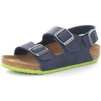 Cipők Fiú Szandálok / Saruk Birkenstock 035203 BLUE