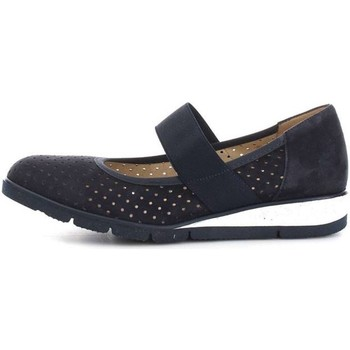 Cipők Női Balerina cipők  Melluso R30707 BLUE