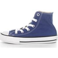 Cipők Fiú Magas szárú edzőcipők Converse 351168C LIGHT BLUE