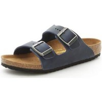 Cipők Fiú Papucsok Birkenstock 553883 BLUE
