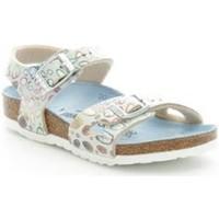 Cipők Lány Szandálok / Saruk Birkenstock 731893 BLUE