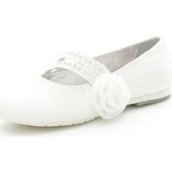 Cipők Lány Balerina cipők  Asso 39049 WHITE