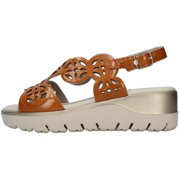 Cipők Női Szandálok / Saruk CallagHan 26510 BROWN