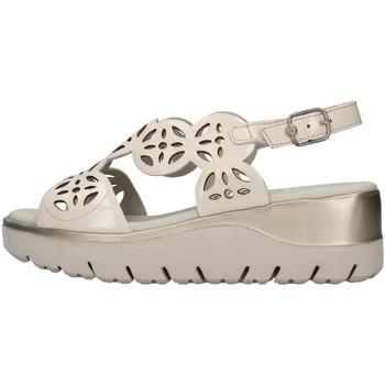 Cipők Női Szandálok / Saruk CallagHan 26510 WHITE