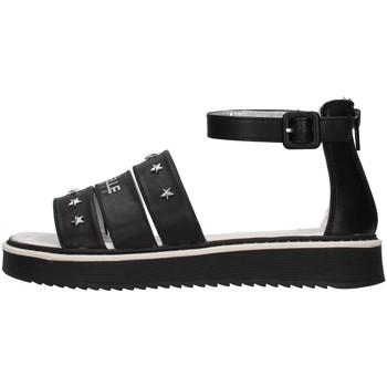 Cipők Női Szandálok / Saruk GaËlle Paris G-961 BLACK