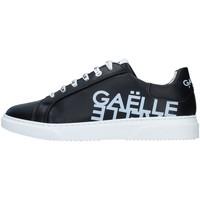 Cipők Női Rövid szárú edzőcipők GaËlle Paris G-620 BLACK