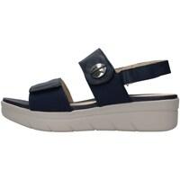 Cipők Női Szandálok / Saruk Stonefly 216158 BLUE