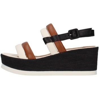 Cipők Női Szandálok / Saruk Tres Jolie 2056/JIL/MS WHITE