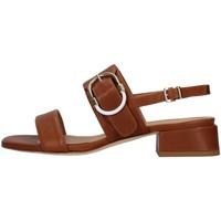 Cipők Női Szandálok / Saruk Tres Jolie 2083/MUSA BROWN