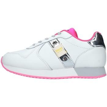 Cipők Lány Rövid szárú edzőcipők Blauer S1LILLI02/LEA WHITE
