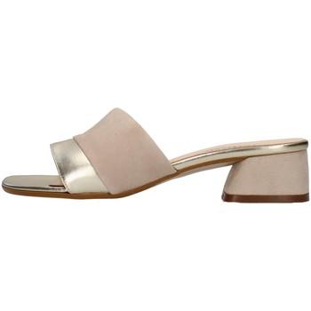 Cipők Női Papucsok Melluso K35131 GOLD