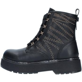 Cipők Női Csizmák Café Noir FF906 BLACK
