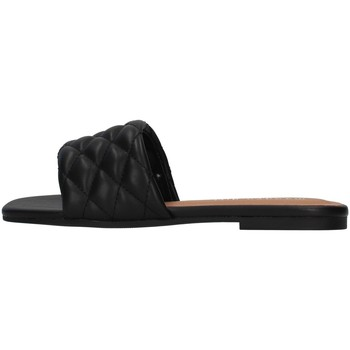 Cipők Női Papucsok Steve Madden PORTERR BLACK