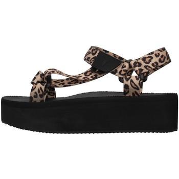 Cipők Női Szandálok / Saruk Windsor Smith POPPED BROWN