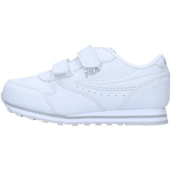 Cipők Lány Rövid szárú edzőcipők Fila 1011080 VIOLET