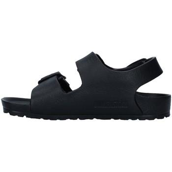 Cipők Fiú Szandálok / Saruk Birkenstock 1009353 BLACK