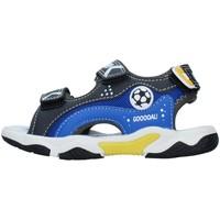 Cipők Fiú Sportszandálok Primigi 7460700 BLACK