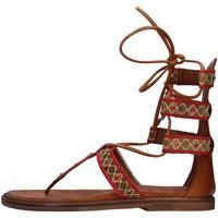 Cipők Női Szandálok / Saruk Zoe INCAS05 BROWN