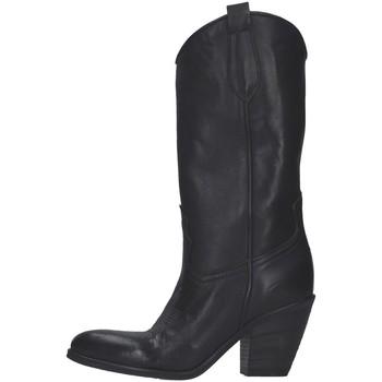 Cipők Női Bokacsizmák Zoe FLORIDA07 BLACK
