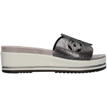 Cipők Női Papucsok Enval 7284411 BLACK