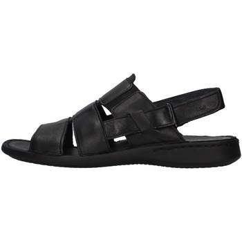 Cipők Férfi Szandálok / Saruk Enval 7222100 BLACK
