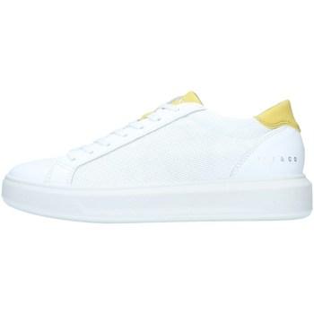 Cipők Férfi Rövid szárú edzőcipők IgI&CO 7129011 WHITE
