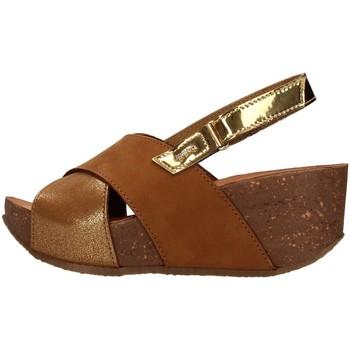 Cipők Női Szandálok / Saruk IgI&CO 7186211 BROWN