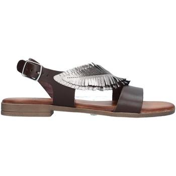 Cipők Női Szandálok / Saruk IgI&CO 7176022 BROWN