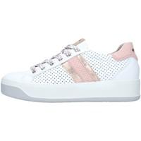 Cipők Női Rövid szárú edzőcipők IgI&CO 7156355 WHITE