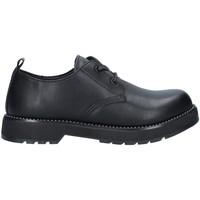 Cipők Női Oxford cipők Café Noir FA909 BLACK