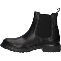 Cipők Női Bokacsizmák Unica 10115 BLACK