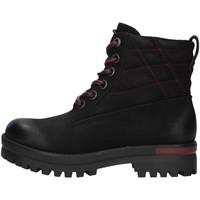 Cipők Női Csizmák Wrangler WL02613A BLACK