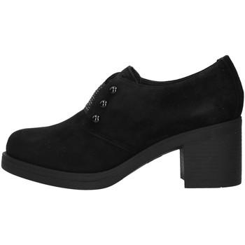 Cipők Női Oxford cipők IgI&CO 6152211 BLACK
